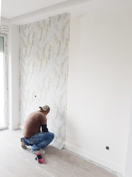 cuanto cuesta pintar una habitación
