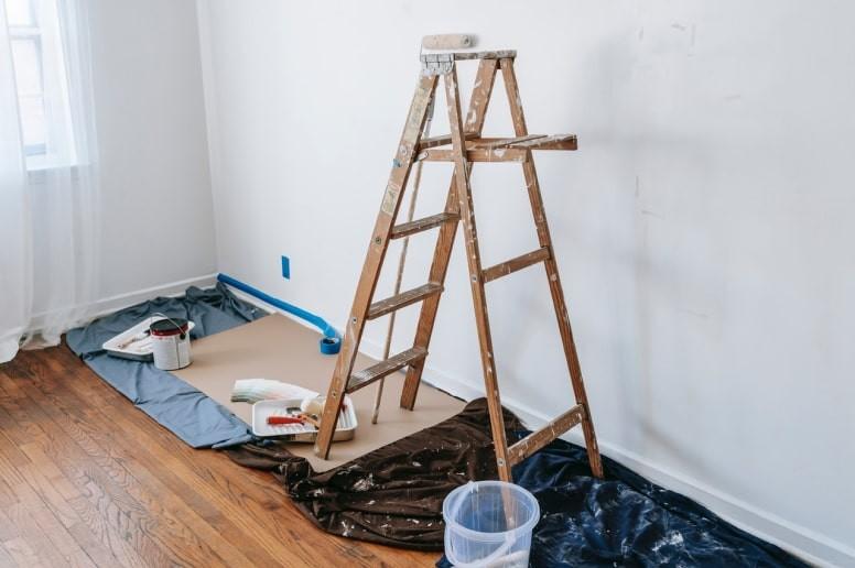 pintar casa presupuesto